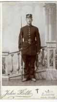 Mohed Okänd soldat 17 (Falk, Ala Ljusne)