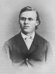 Fredrik N - ung och spränglärd