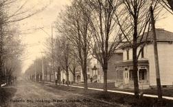 Clinton Ontario 1910