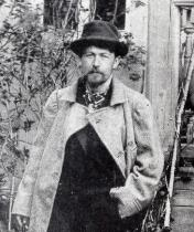 Tjechov i okt 1899