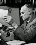 Alberto Moravia 1950