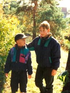 1996 Sbg Höst, På berget ovanför Fredsgatan3