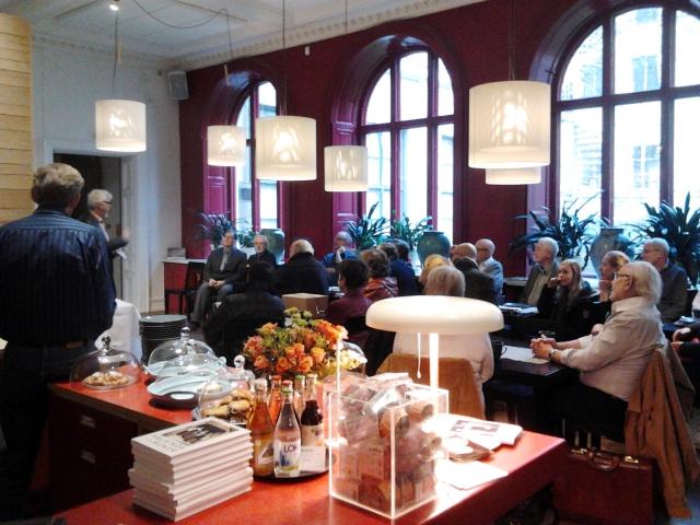 Hälsinglands Museum, boksläppet 2014-11-22 13.12