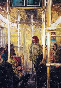 Public Transportation by Emelie Larsson