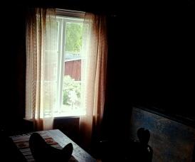 Kvar - Eriks, fönsterutsikt