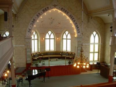 Norrtullkyrkan, Söderhamn