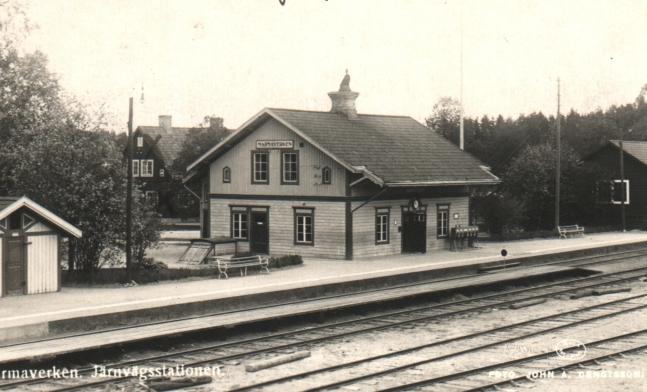 1936 Marmaverken - Station (John Bengtsson)