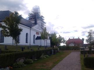 Norrala kyrka i Hälsingland, 2016