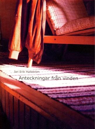 Anteckningar från vinden (2004, omslaget)