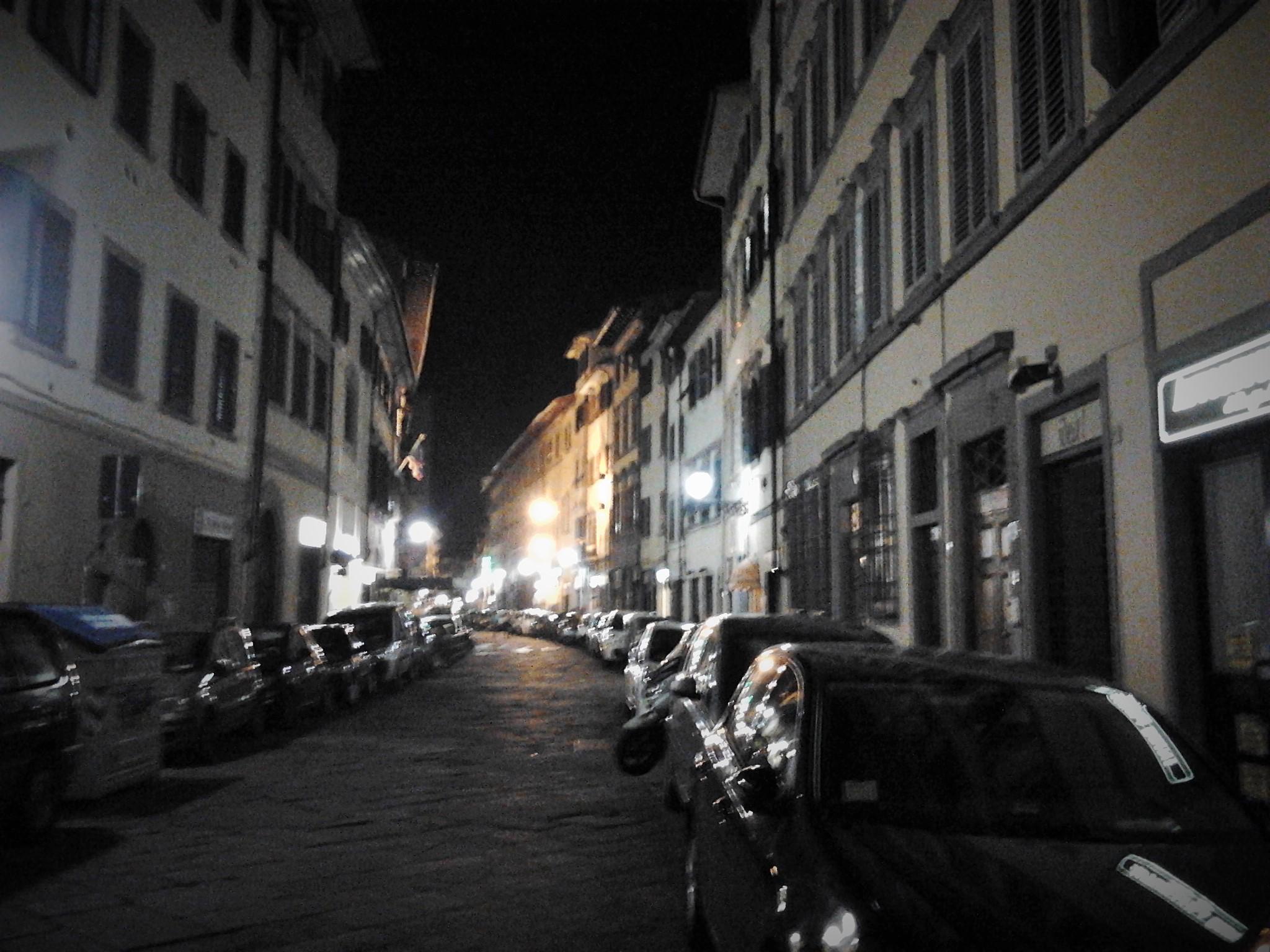 Natt någonstans i Europa